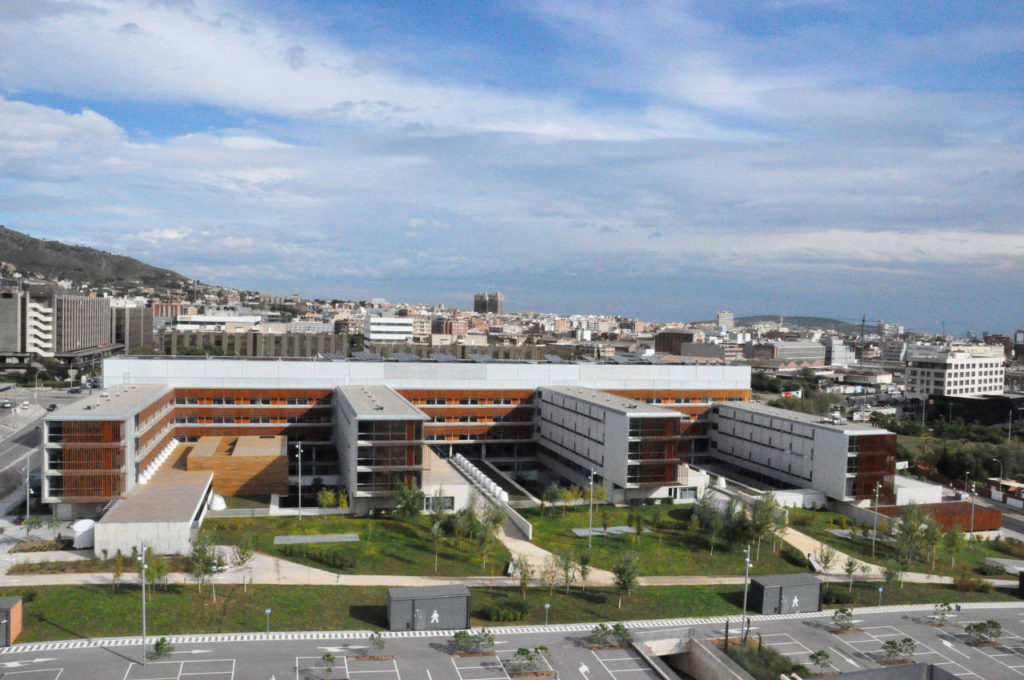 Sant Joan Despí Doctor Moisès Broggi's Hospital_13