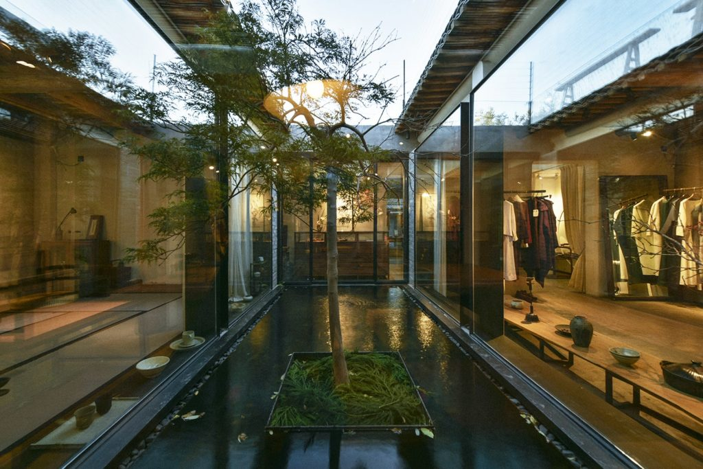 Tanzo Space Design | Hutong Quartet | CentralDesign magazine - 14