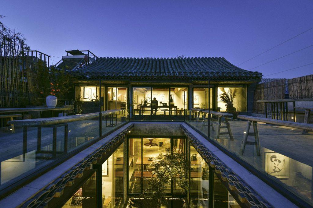 Tanzo Space Design | Hutong Quartet | CentralDesign magazine - 3