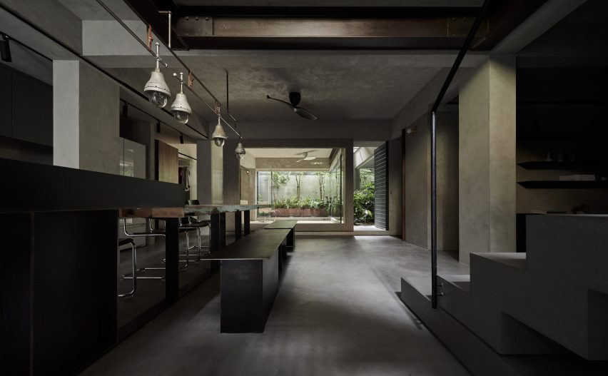 House H in Taiwan designed by KC Design Studio