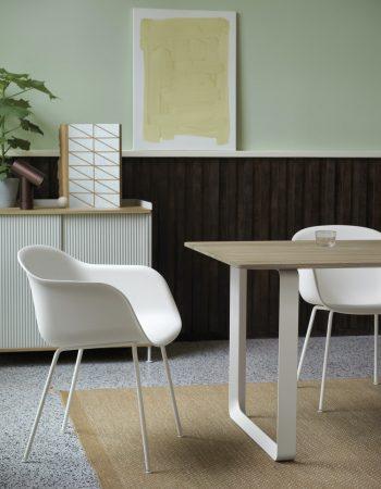 1587389475918243Fiber-armchair-tube-white-70-70-solid-oak-ply-rug-burnt-orange-enfold-grey-beam-muuto-med-res
